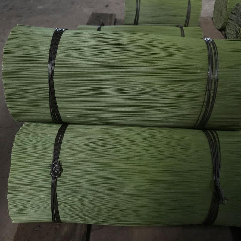 廠家大量定制批發包膠鐵線 鐵線 標準服務