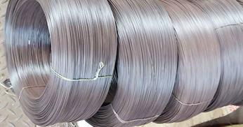 包膠鐵線廠分析鍍鋅絲與不銹鋼絲有什么區別?